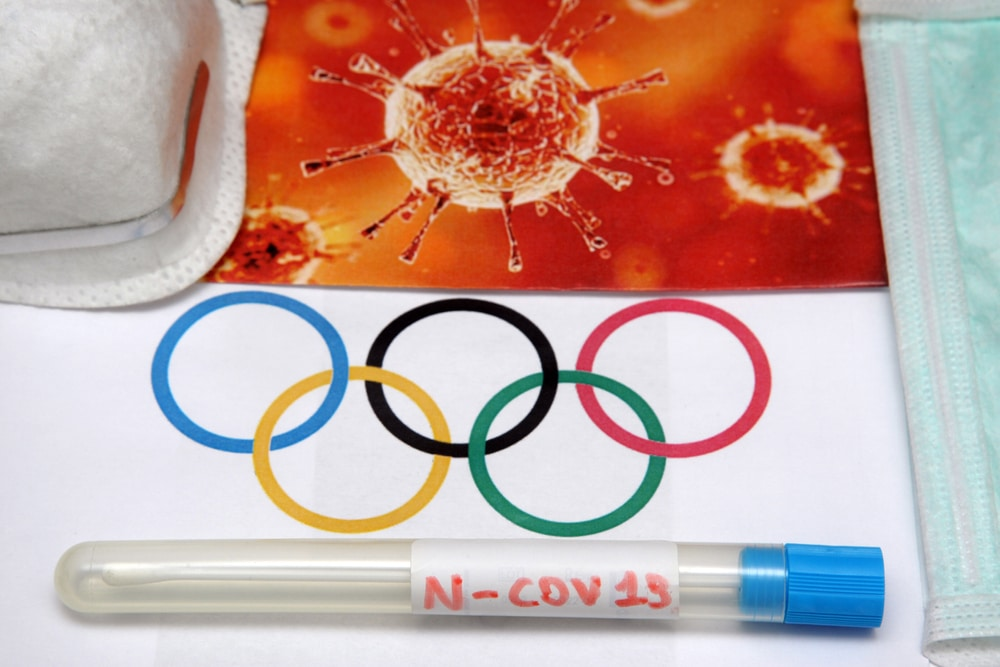 2020 Olympics cancelled due to COVID-19